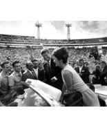President JFK And Mrs Kennedy Vintage 8x10 Repr... - $20.10