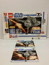 LEGO 7680 Star Wars The Twilight Box and Manual ONLY! - $25.73