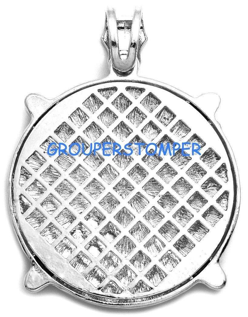 2.8mm Franco Lightweight Italian Chain Necklace in 925 Sterling Silver w// 14k GP