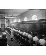 Telephone Company Switchboard Scene 8x10 Reprin... - $20.10