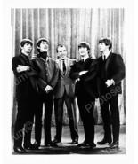 The Beatles Pose With Ed Sullivan 1964 8x10 Reprint Of Old Photo - $20.10