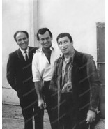 The Fugitive Television Series Main Cast 8x10 Reprint Of Old Photo - $20.10