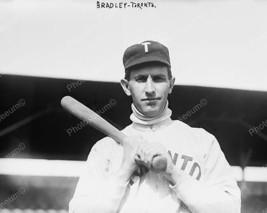 William J. Bradley Toronto Baseball 1911 Vintage 8x10 Reprint Of Old Photo - $20.20