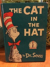 Dr Seuss The Cat In The Hat - $20.00