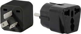 US to ARGENTINA Travel Adapter Plug Universal South America Type I & E(C... - $14.84