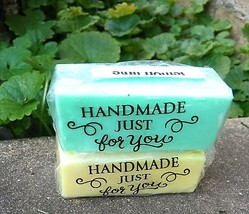 soap samples, set of 2, bath and body, beauty, ... - $4.00