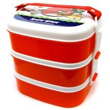 Angry Bird Rovio Kitchen Lunch Box Set 3pc Set - $25.00