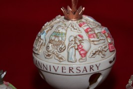 Hallmark Keepsake Club Exclusive 30th Anniversary Commemorative Bells NEW  image 4