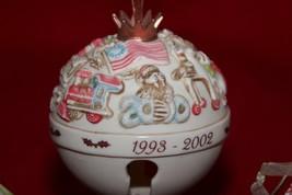 Hallmark Keepsake Club Exclusive 30th Anniversary Commemorative Bells NEW  image 6