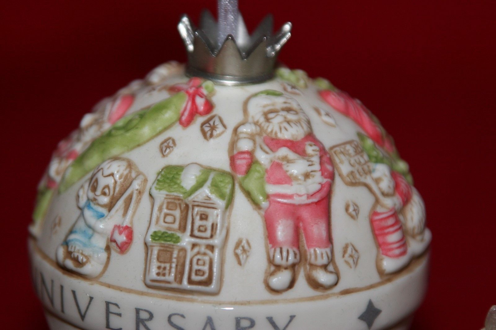 Hallmark Keepsake Club Exclusive 30th Anniversary Commemorative Bells NEW  image 7