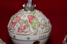 Hallmark Keepsake Club Exclusive 30th Anniversary Commemorative Bells NEW  image 10