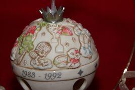 Hallmark Keepsake Club Exclusive 30th Anniversary Commemorative Bells NEW  image 11