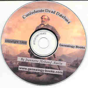 Primary image for CD: Confederate Dead Database