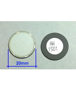 10 x 20mm Mister Pond Fogger replacement disc ceramic Non-stick glass co... - $18.80