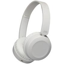 JVC HAS31BTH Foldable Bluetooth On-Ear Headphones (Warm Gray) - $65.23