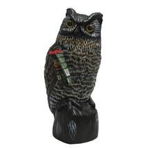 Jobes Black Garden Defense Owl 7 X 8 X 16 Inch 038398580019 - $31.43