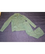 VTG France TREVOIS 80s Jacket and Pants Suit Tracksuit Leisure Suit Sport - $27.69