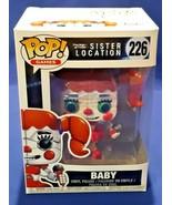 Funko Pop! Games Sister Location-Five Nights At Freddy's Baby Vinyl Figu... - $15.01