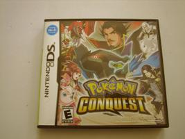 Pokemon Conquest (Complete) - $34.99