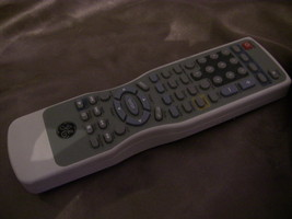 Ge Tv / Dvd / Cd / Av / Radio Remote Control  - $7.00