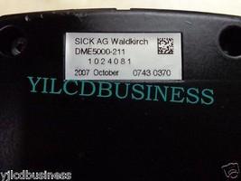 sick DME5000-211 Laser range sensor 90 days warranty - $853.10