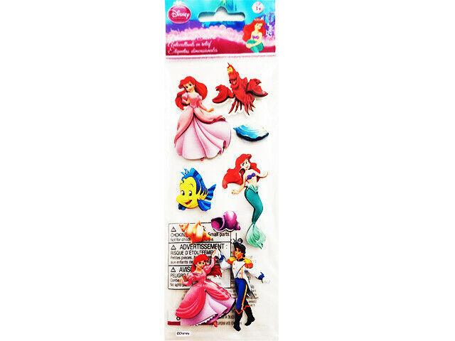 "EK Success Disney Princess ""Little Mermaid"" Sticker Set #DTOOLM"