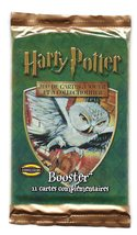 Harry Potter Trading Cards Game Wizard of Coast Base Booster (French) - NEW - $4.50
