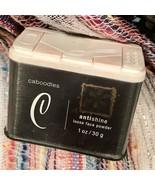 RARE Vtg 90s Y2K Caboodles Brand Makeup Anti-Shine Loose Face Powder Bak... - $233.75