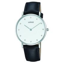 Ladies watch slim case womans dress strap watch... - $57.67