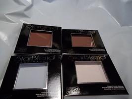 Mehron Star Blend Cake Makeup  Contours, Alabaster, Moonlight White - $11.49