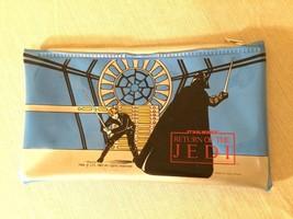 1983 LFL Star Wars Return of the Jedi Pencil Case Great Graphics & Color - $19.79