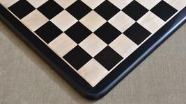 "Wooden Chess Board Ebony Wood 19""   52 Mm  Sku: D0181(Free Shipping) Chessbazaar - $279.99"
