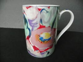 """ Giftware""-Flower Design Collection Modern Rose Design Mug** - $3.43"