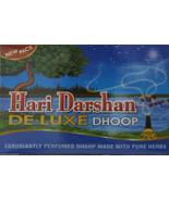 """"""" 1 Pack of Hari Darshan Deluxe Dhoop, Made of Pure Herbs, Used In Puja """" - $5.50"""
