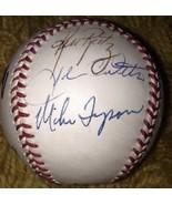 Mike Jorgenson Ken Reitz Mike Tyson + 6 More Signed Autograph ...