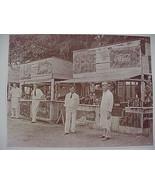 Coca Cola Refreshment Stand Soda Jerk Vintage S... - $20.20