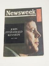 Newsweek Magazine ~ December 2, 1963 ~ International Edition ~ J.F.K  **... - $19.79