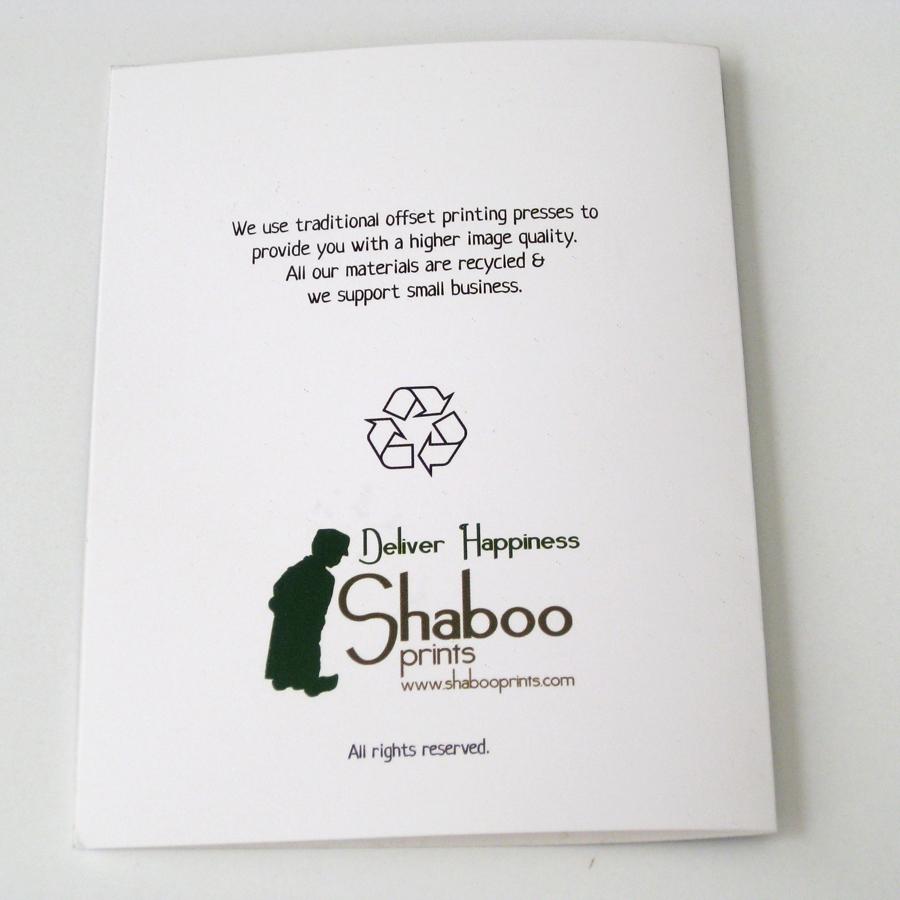 ELEPHANT: Unique Blank Animal Philosophy Card