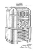 US Patents CD Rockola Jukebox Collection of 22 - $38.85