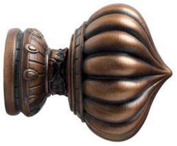 "Kirsch Wood Trends Renaissance  Kensington for 2"" pole, in Brown(MPN#  21040888) - $101.95"