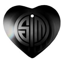 Heart Ornaments - Team Solomid League Of Legends Procelain Ornaments Chr... - $4.49
