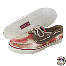 Sperry Top Sider Sz 7.5M US Shoes Bahama 2 Eye ... - $21.46