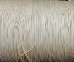100 YARDS: 1.2 MM, WARM ALABASTER Professional Grade LIFT CORD for Windo... - $49.49