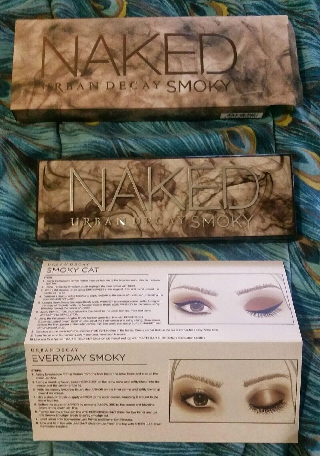 """NAKED"" URBAN DECAY SMOKY Eye Shadow  - $43.50"