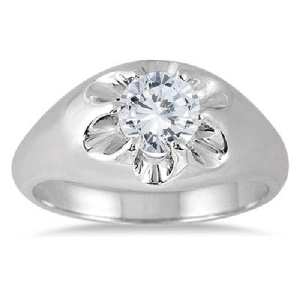 how to clean gold diamond ring