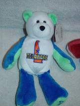 Delaware Limited Treasures Coin Bears 50 States Of America - $24.00