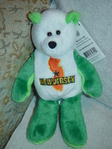 New Jersey Limited Treasures Coin Bears 50 States Of America - $24.00