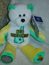New Hampshire Limited Treasures Coin Bears 50 States Of America - $24.00