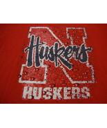 Vintage NCAA Nebraska Cornhuskers College University Fan Lee Sport T Shi... - $22.28
