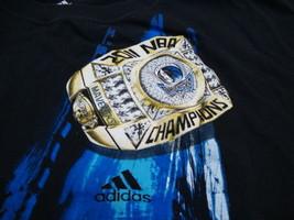 NBA Dallas Mavericks Basketball Fan 2011 Champions Adidas Apparel T Shirt XL - $17.86